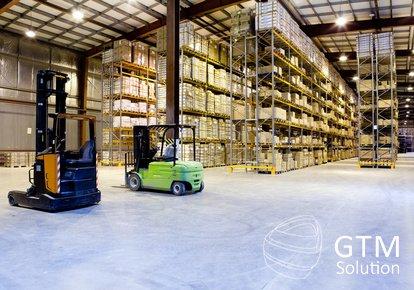 Ваши товары хранятся надежно на наших складских помещениях.